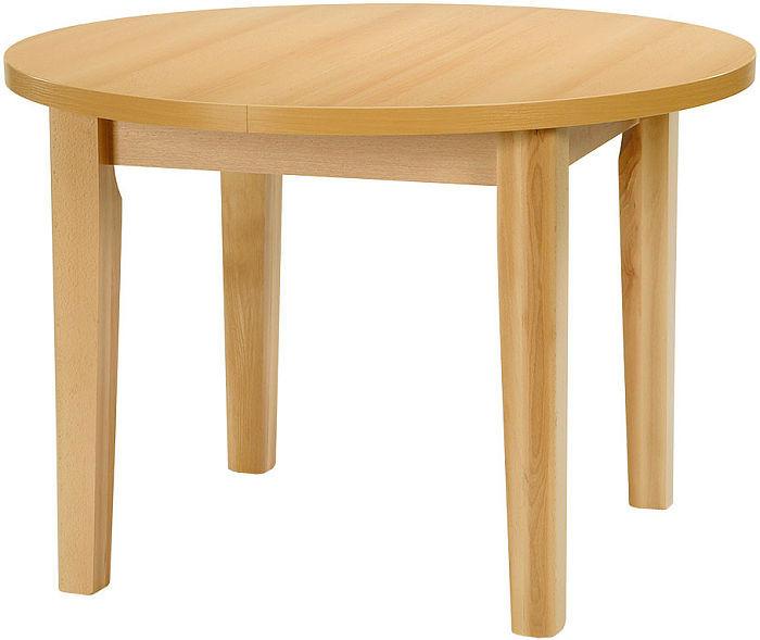Jídelní stůl Fit 110 rozkládací - moderní odstíny