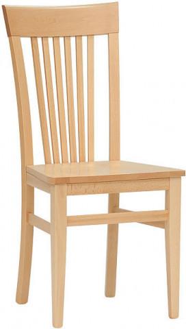 Dřevěná židle K1 masiv