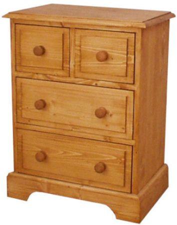 Dřevěný noční stolek 00213