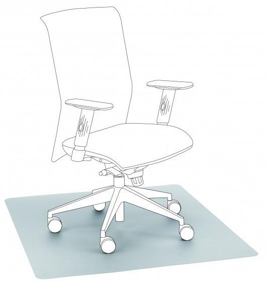Podložka pod kancelářskou židli