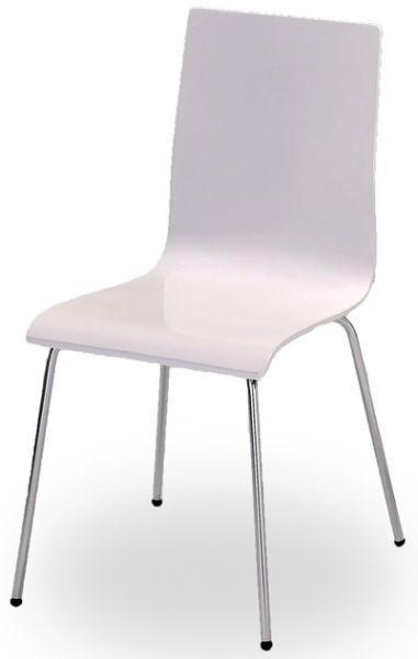 Autronic Jídelní židle C-520 GREY - šedá