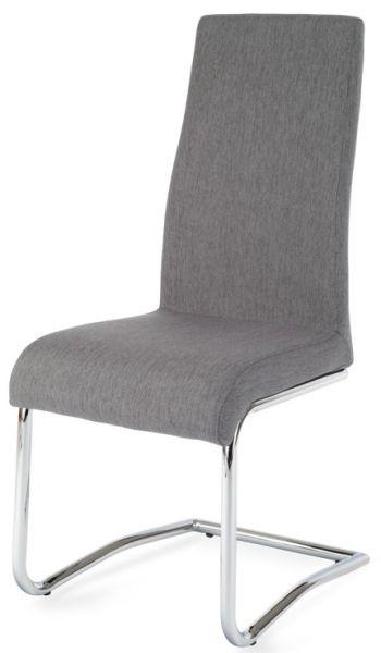 Autronic Jídelní židle AC-1950 GREY2 - šedá
