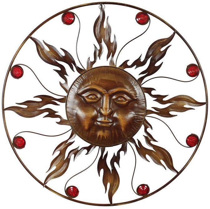 Autronic Dekorační slunce SD019388