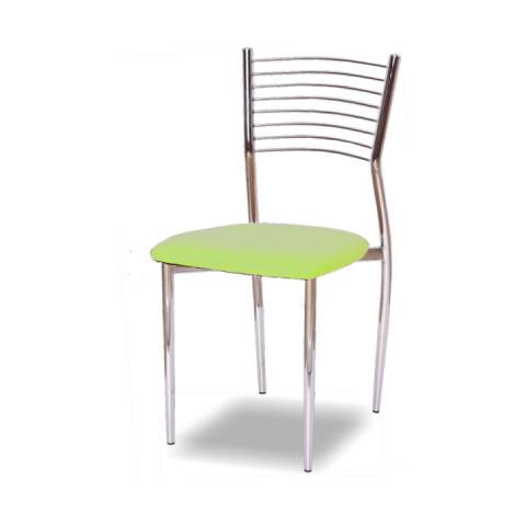Jídelní židle ZAIRA - zelená