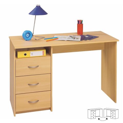 PC stůl LARISTOTE - buk