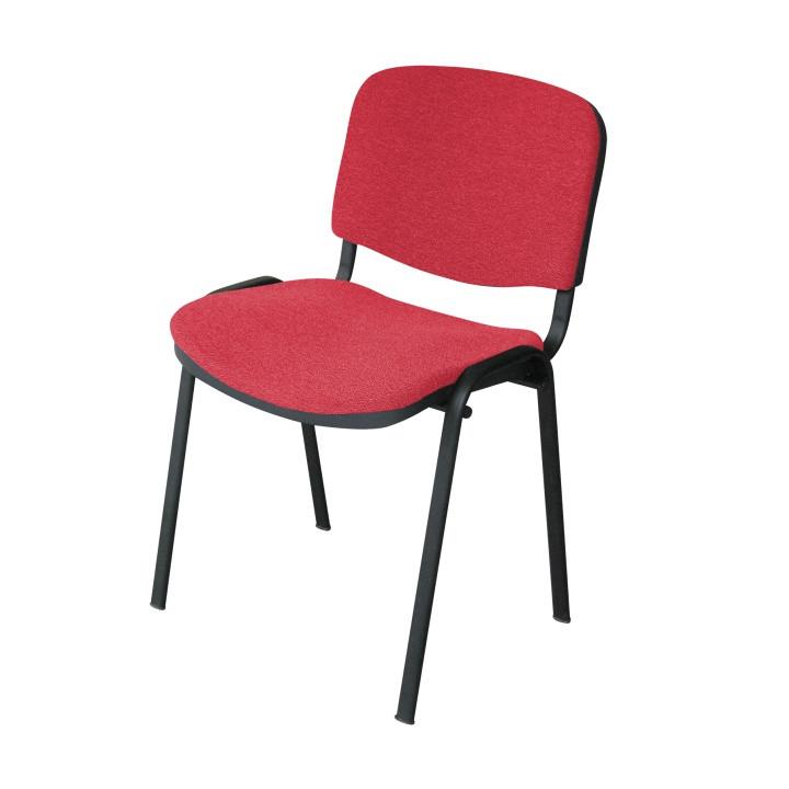Tempo Kondela Jednací židle ISO NEW - červená