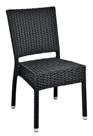 Židle Mezza - Black