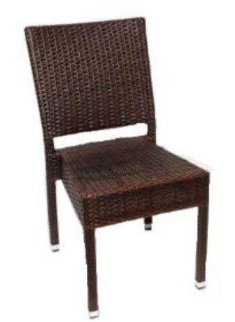 Židle Mezza - Leather look