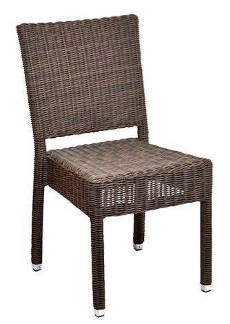 Židle Mezza - Round