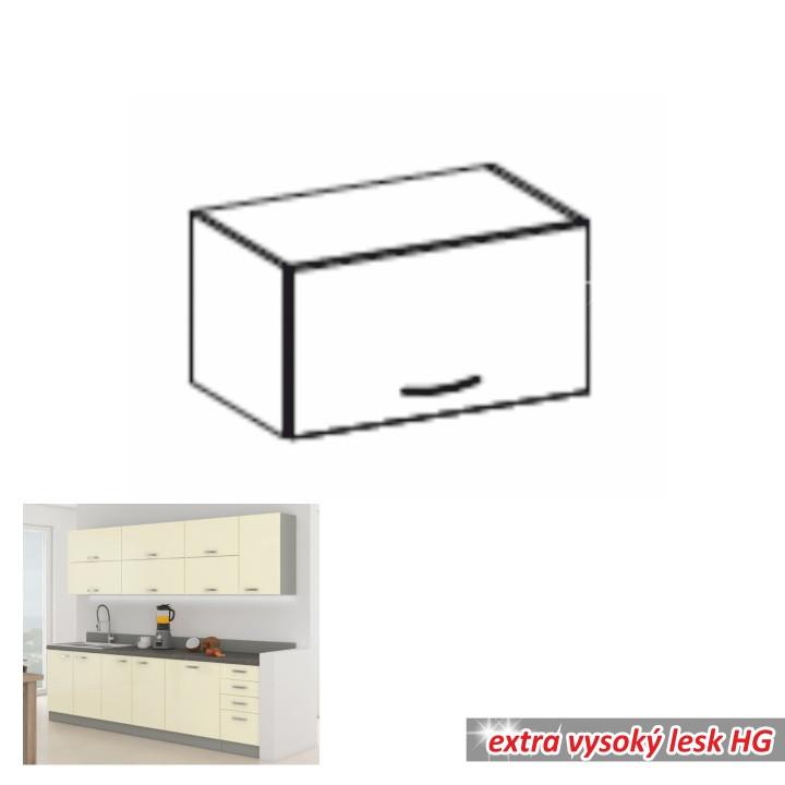Tempo Kondela Kuchyňská skříňka PRADO 60 OK-40 + kupón KONDELA10 na okamžitou slevu 3% (kupón uplatníte v košíku)