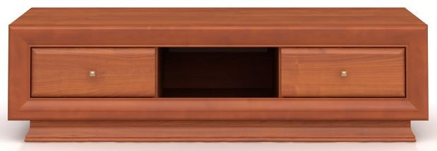BRW Televizní stolek Largo Classic RTV2S/4/15