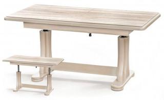 Konferenční stolek Tymon - dub sonoma