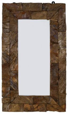 Zrcadlo - dřevořezba IND-OBR015