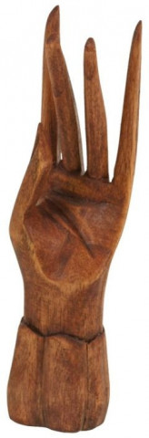 Dřevořezba - ruka PUR13021
