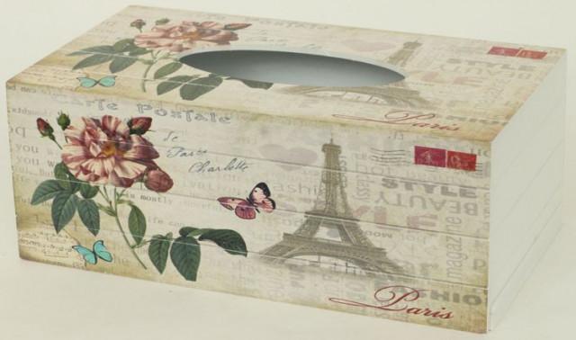 Krabička na kapesníky KP8747