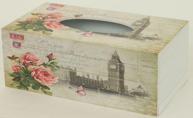 Autronic Krabička na kapesníky KP8728