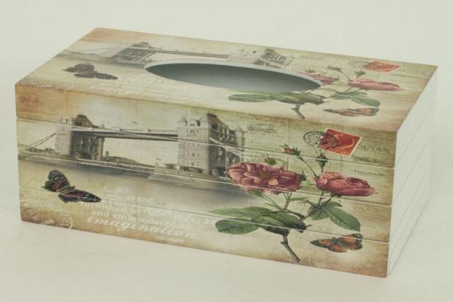 Krabička na kapesníky KP8727