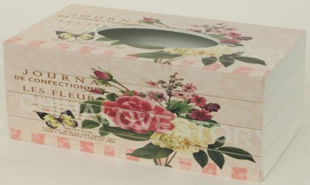 Krabička na kapesníky KP8733