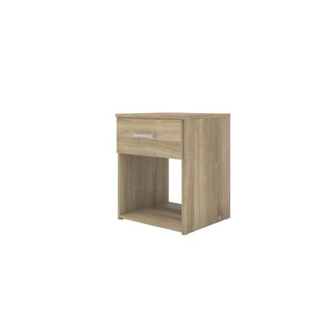 Noční stolek, dub sonoma GARBO