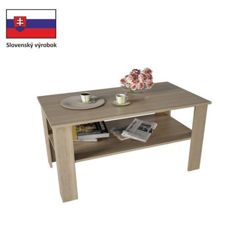 Konferenční stolek GAUDI - dub sonoma
