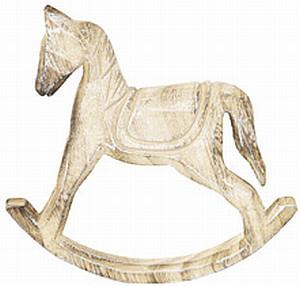 Dřevěný houpací kůň SHA627546