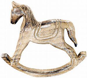 Dřevěný houpací kůň SHA627539