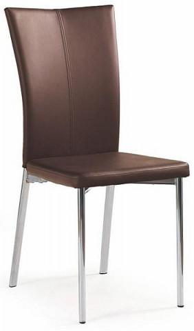Jídelní židle K113 - hnědá