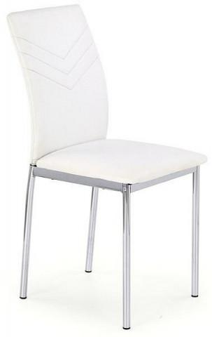 Jídelní židle K137 - bílá