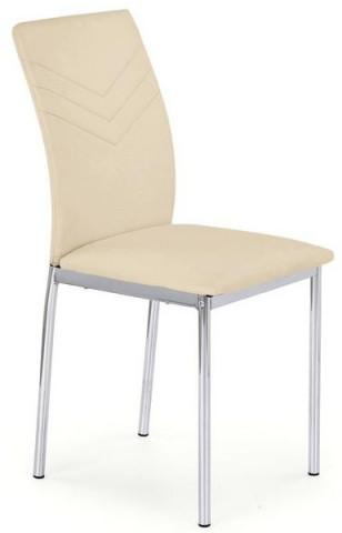 Jídelní židle K137 - béžová