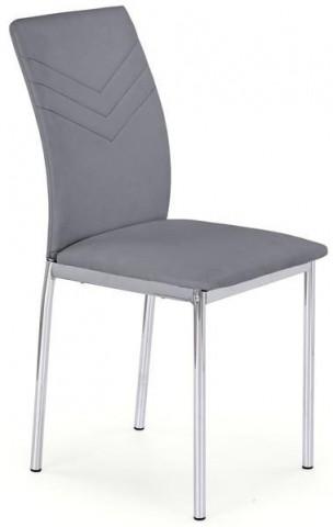 Jídelní židle K137 - šedá