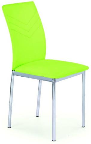 Jídelní židle K137 - zelená