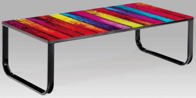Konferenční stolek s potiskem CT-1010