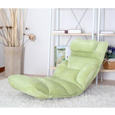 Relaxační křeslo LOTA zelené