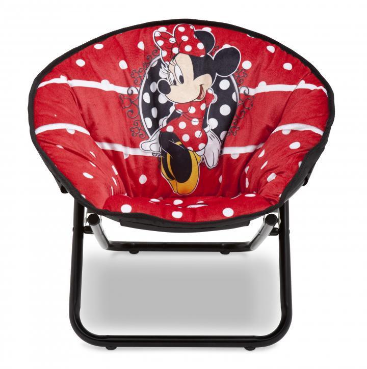 Dětská rozkládací židle - Minnie