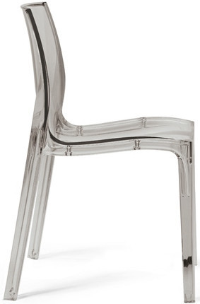 Židle Femme fatale Transparente
