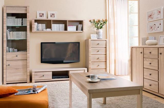 Televizní stolek Senegal A/RTV2S