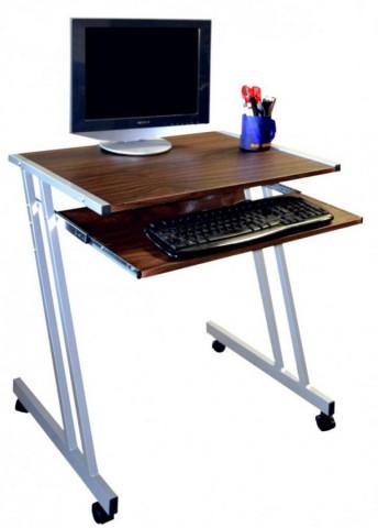 PC stolek 2330 tmavý ořech