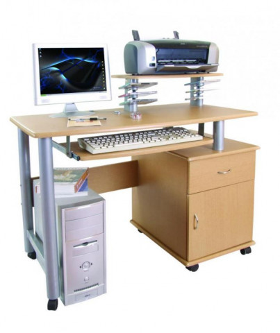 PC stůl 2631 buk