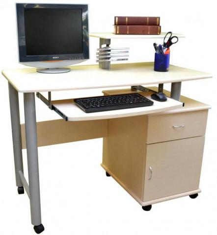 PC stůl 2631 dub světlý