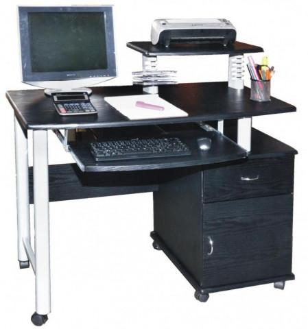 PC stůl 2631 černá