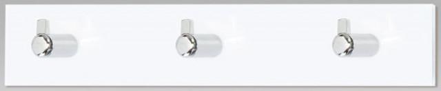 Nástěnný věšák GC3503-3 - WT - bílá