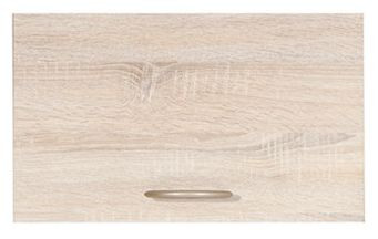 BRW Kuchyňská skříňka Junona Line GO/50/30 Bílý lesk