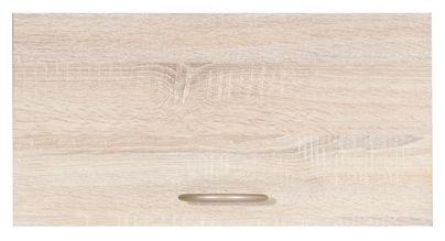 BRW Kuchyňská skříňka Junona Line GO/60/30 dvířka Bílý lesk/korpus bílý