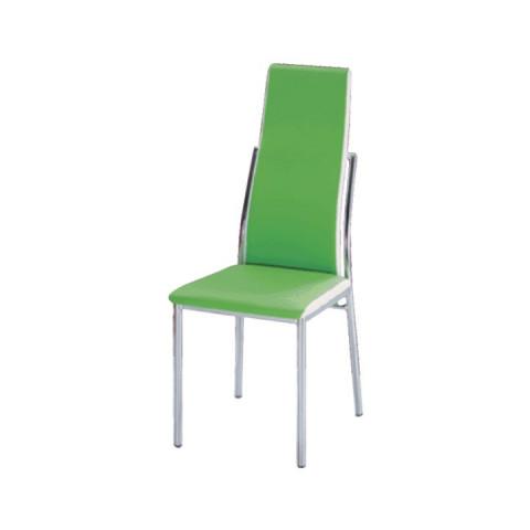 Jídelní židle ZORA - zelená
