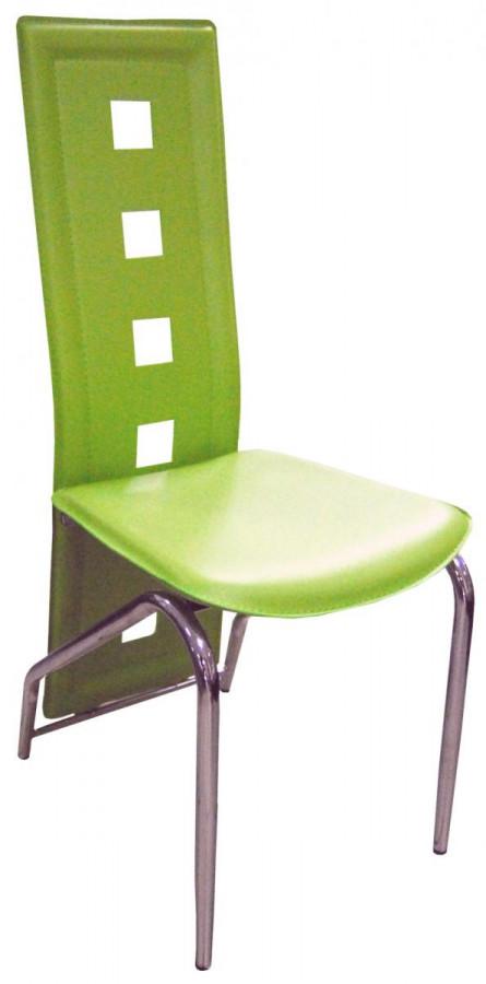 Falco Jídelní židle F-131 zelená