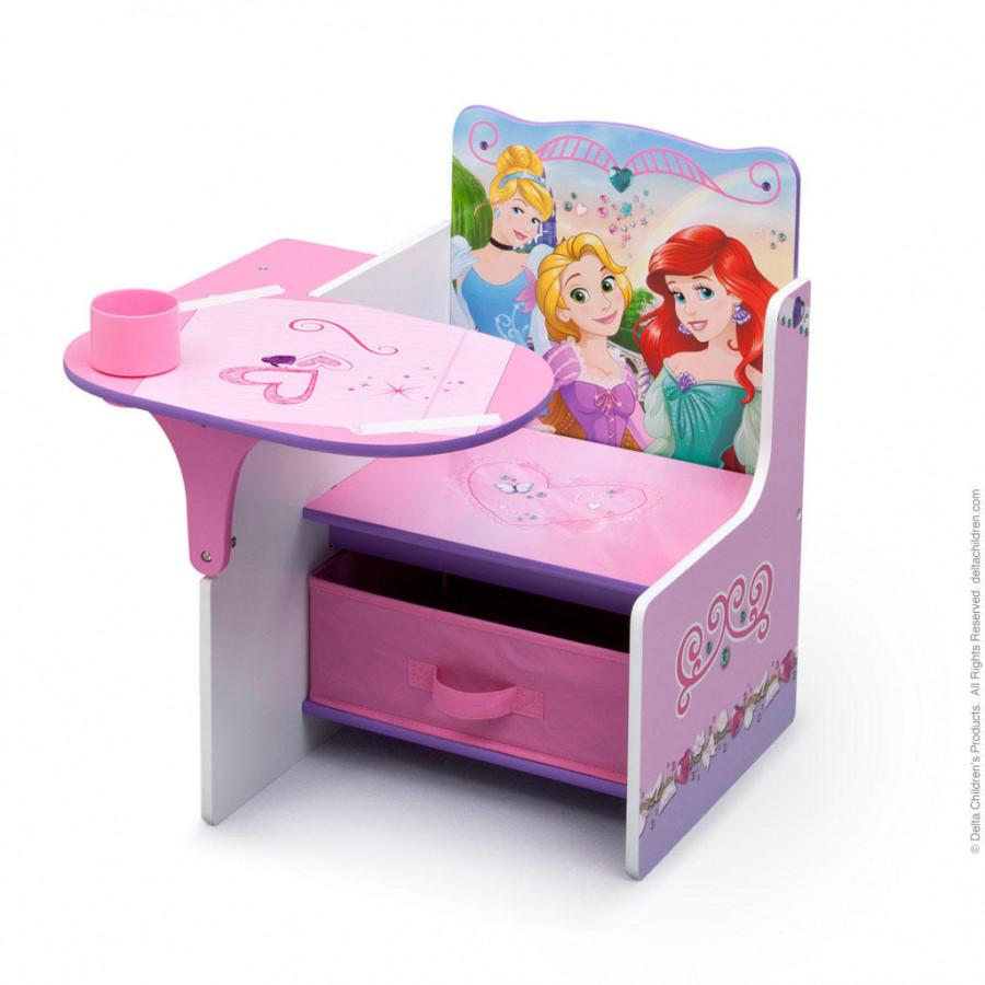 Forclaire Dětská židle se stolečkem Princess