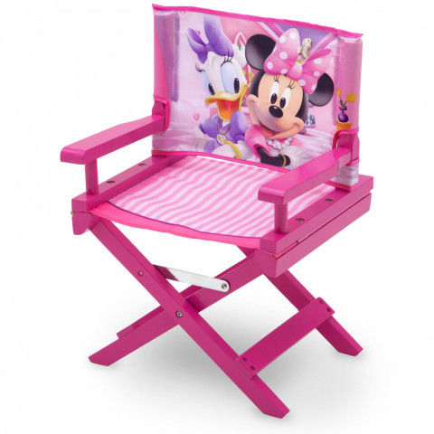 Disney režísérská židle Minnie