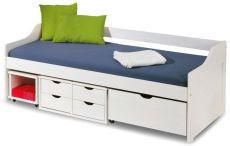 Vybíráme postel: Dřevěnou nebo čalouněnou?
