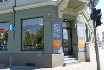 Prodejna Atan v Plzni