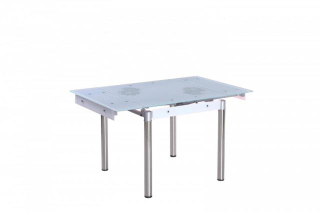 Jídelní stůl FAL-082 bílý